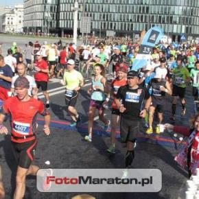 Maraton Warszawski 28.09.2014